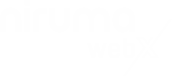 NirumaWebX logo